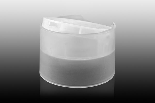 Nakrętka typu disc-top o gwincie 24/410